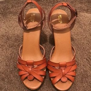 Mossimo Supply Co Wedge Sandal Size 9